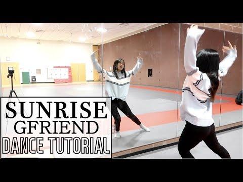 GFRIEND(여자친구) _ Sunrise(해야) _ Lisa Rhee Dance Tutorial