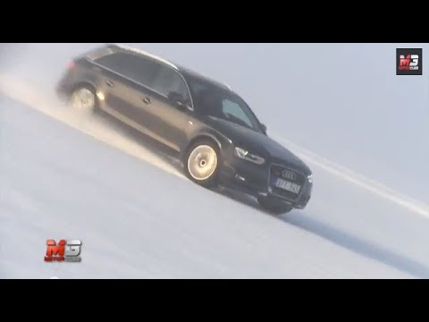 2014 BOSCH WINTER TEST CENTER - SNOW TEST AUTOMOTIVE TECHNOLOGY