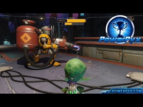 Ratchet & Clank 2016 - That Sinking Feeling Trophy Guide
