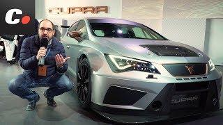 CUPRA: La nueva marca deportiva de SEAT   Ateca, León, ¿Ibiza, Arona?   León R ST 2018   coches.net