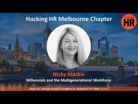 Hacking HR Melbourne