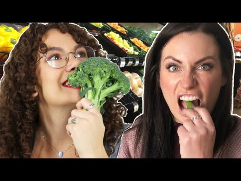 We Ate The Recommended Amount Of Vegetables For A Week