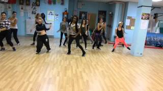 CORALIE CABARRUS CHEZ TEMPS DANSE DANCEHALL LILLE BY FRED
