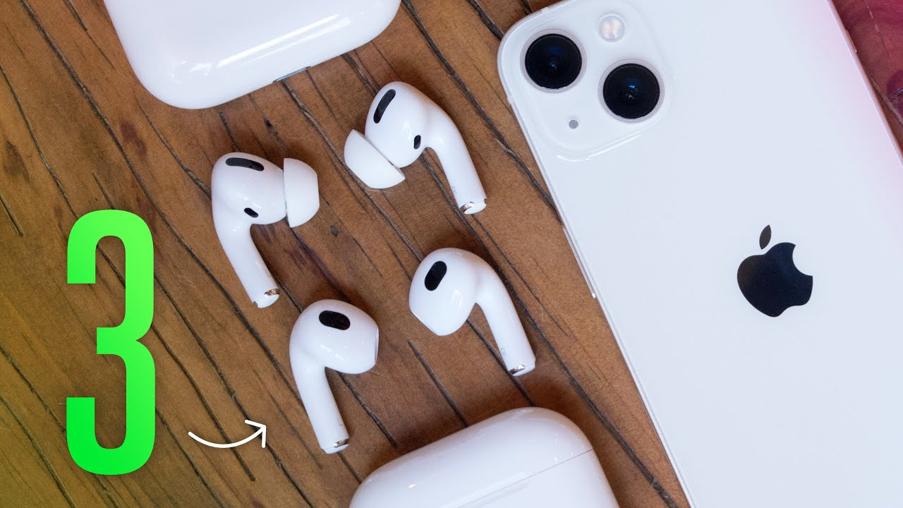 AirPods 3 review: new shape, new fit – The Verge