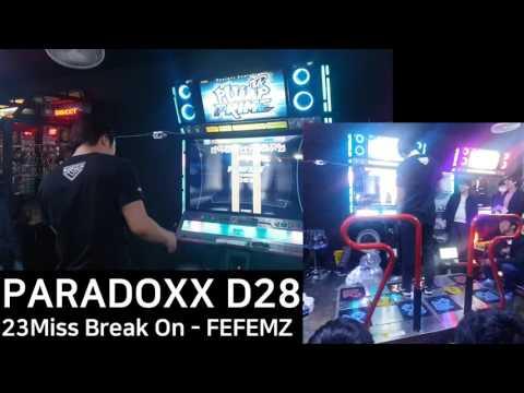 PARADOXX D28 23Miss