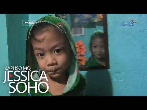 Kapuso Mo, Jessica Soho: Ang misteryosong bata sa salamin
