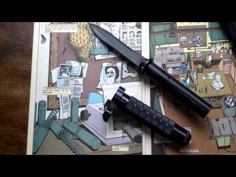 Ballistic Knife Russian Type Spetsnaz Blade Update Doovi