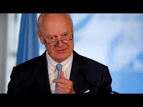 شبه اتفاق إيراني روسي تركي على دستور سوريا  - نشر قبل 4 ساعة