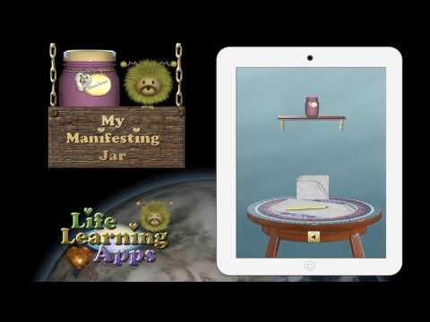 My Manifesting Jar App: Apple, Google Play and Amazon