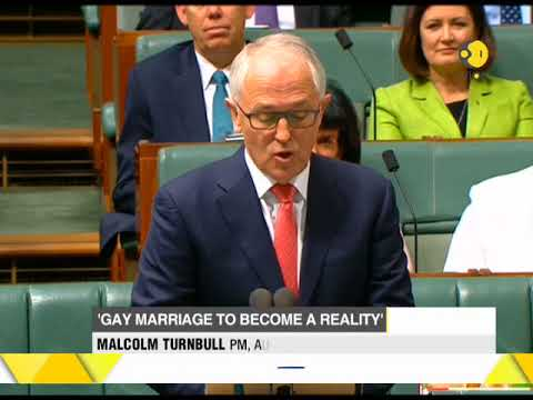 'Gay marriage to become a reality'