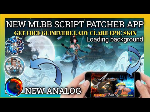 NEW APP MLBB SCRIPT INJECTOR MAY FREE SKIN [ GUINEVERE ...