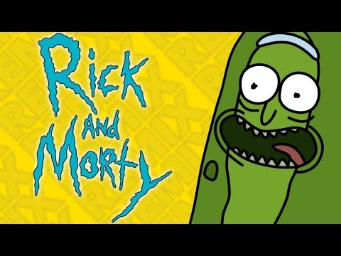 Pickle Rick! (Rick and Morty Remix)