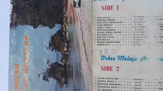 Berkasih mesra - A Kadir & Ida laila, OM Sinar Kemala