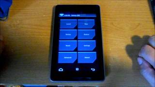 How to Install TWRP recovery on the Nexus 7