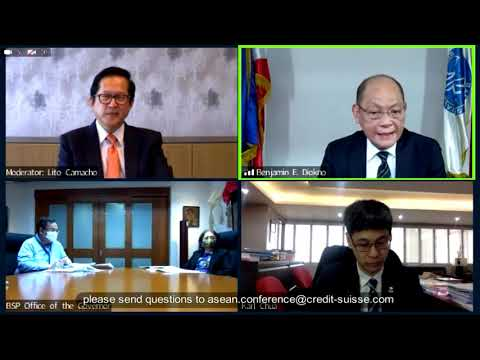 Panel discussion: Powering the Philippine recovery – The Duterte governments post pandemic plan