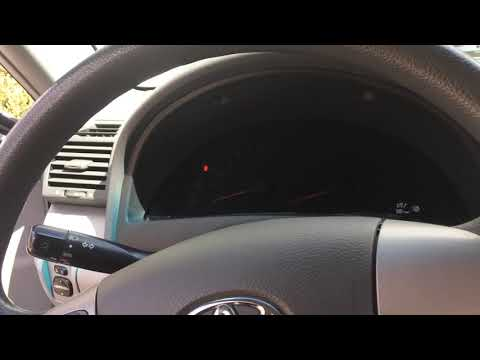 How To Remove Instrument Cluster Bezel 2007 Toyota Camry