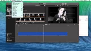 Create a Freeze Frame in iMovie