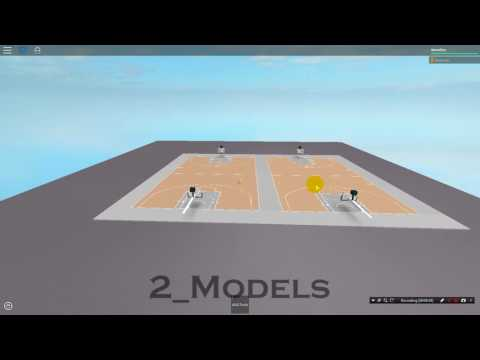 {OLD} How to make a Simple Basketball Facility