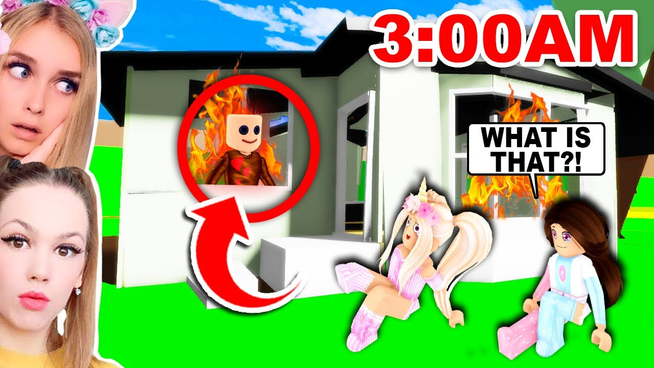 Download Do *NOT* Go To This SECRET HAUNTED HOUSE At 3 AM In Brookhaven! (Roblox)