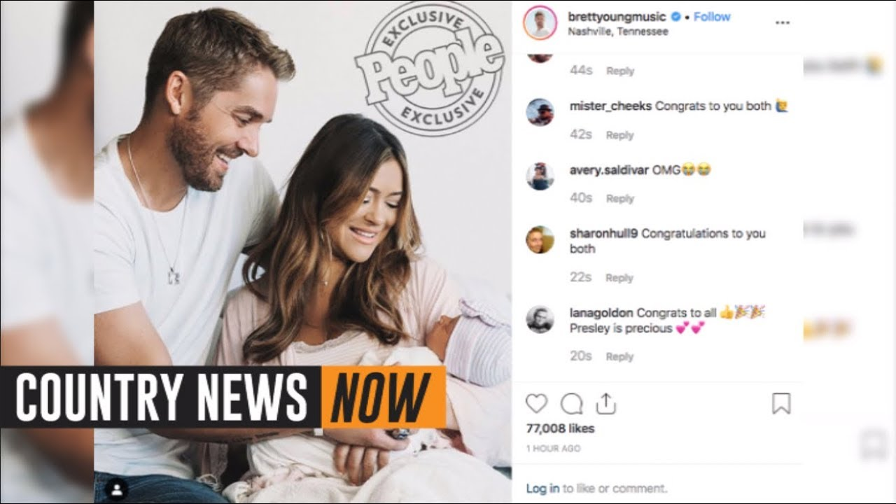 Maren Morris Pregnant, Brett Young Welcomes Baby Girl, & CMA Performers Announced