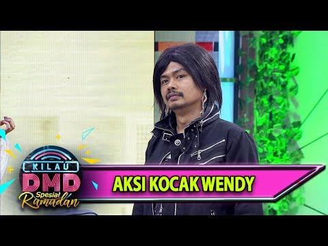 KOCAK Wendy Bisa Berubah Jadi Charlie & Andika Kangen Band - Kilau DMD (16/5)