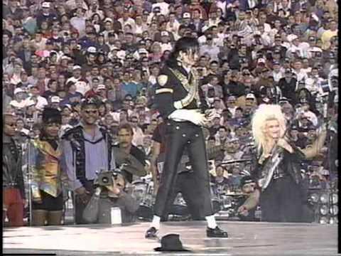 Michael Jackson Super Bowl (part 1)