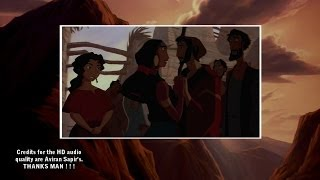 Prince of Egypt - When You Believe (Hebrew HD)