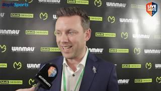 Paul Nicholson on Micнael van Gerwen's Winmau move, BDO prize money, Q School and more