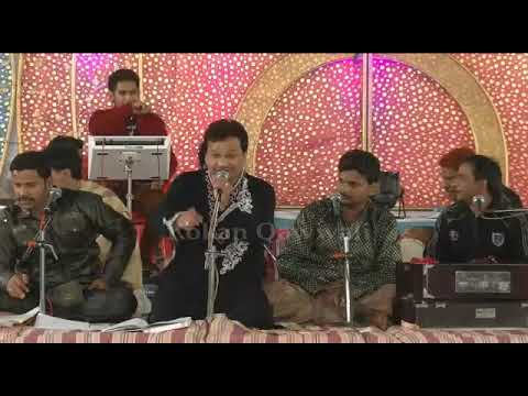 "AZIM NAZA Qawwali ""Best Ghazal"" Khopoli Shadi Program PART 5"