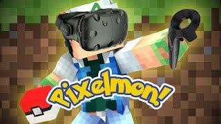 VIRTUAL REALITY PIXELMON!