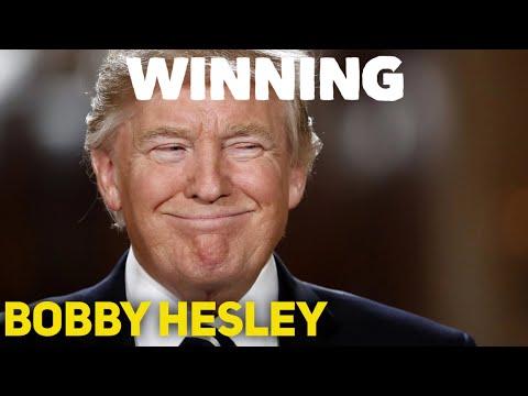 DONALD TRUMP IS WINNING!