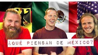 Con los Alemanes más locos de México
