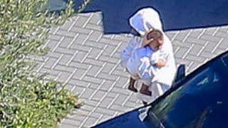 Kim Kardashian Safe At Home After Paris Robbery