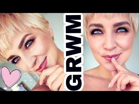🔴 GRWM Z NOWOŚCIAMI! POWIĘKSZYŁAM USTA...?  // tutorial makijażu ThePinkRook