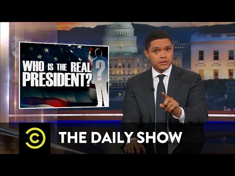 Thumbnail: Is Jared Kushner the Real President?: The Daily Show