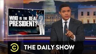 Is Jared Kushner the Real President?: The Daily Show