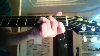 """Песня """"Районы,кварталы"""" (Видео урок) для новичков"""