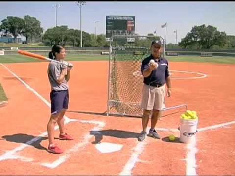 Softball Hitting Drills & Must Know Batting Tips