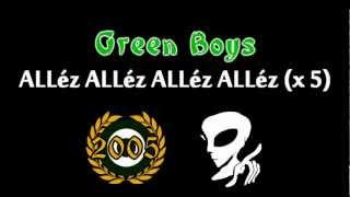 Ultras Green Boys 2005: INTRO + Paroles [Album Vita Di Passion]