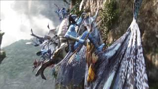 Аватар 2009 сцена боя 4K Avatar2009 Fight scene ultra HD