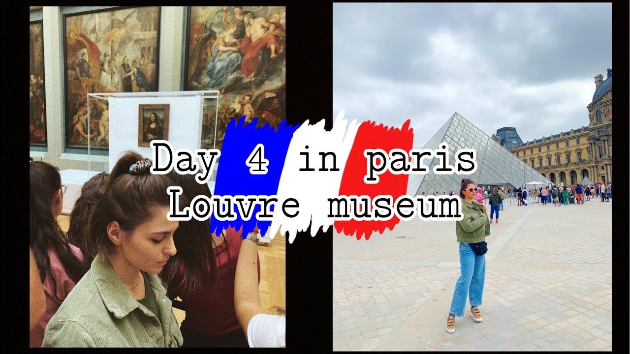 პარიზი დღე 4 – ლუვრი 🗿