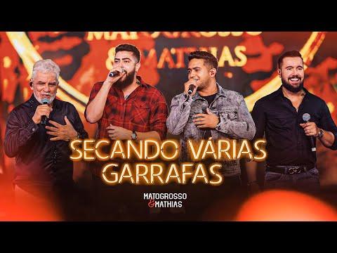 Matogrosso e Mathias, Henrique e Juliano - Secando Várias Garrafas (DVD Zona Rural
