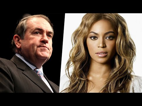 Mike Huckabee Creeps On Beyonce & Has A History With Explicit Lyrics
