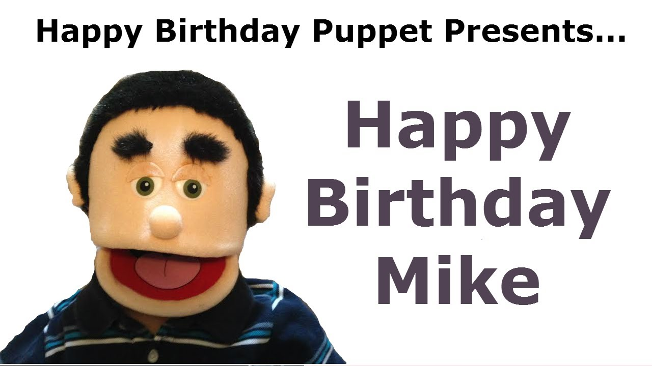 Funny Happy Birthday Mike