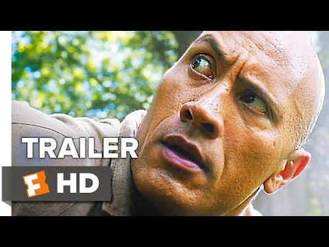 Jumanji Welcome To The Jungle Movie Hd Trailer