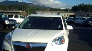 2010 Saturn Outlook AWD XE White - Art Gamblin Motors Jimmy Wiseman V2035