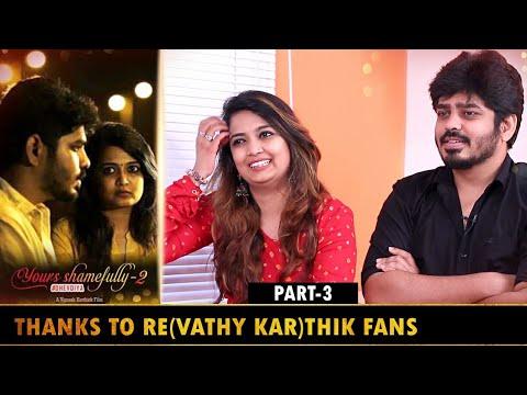 Star அ வச்சி படம் பண்ண போறேன் | Yours Shamefully 2 Actor Vignesh Karthick & Actress Soundarya