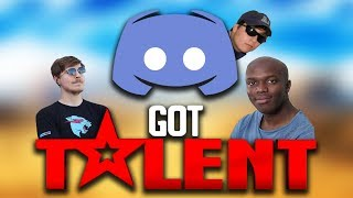 DISCORD'S GOT TALENT (ft. KSI & MrBeast)
