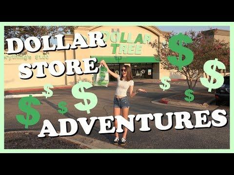 DOLLAR STORE ADVENTURES! | mpatient13