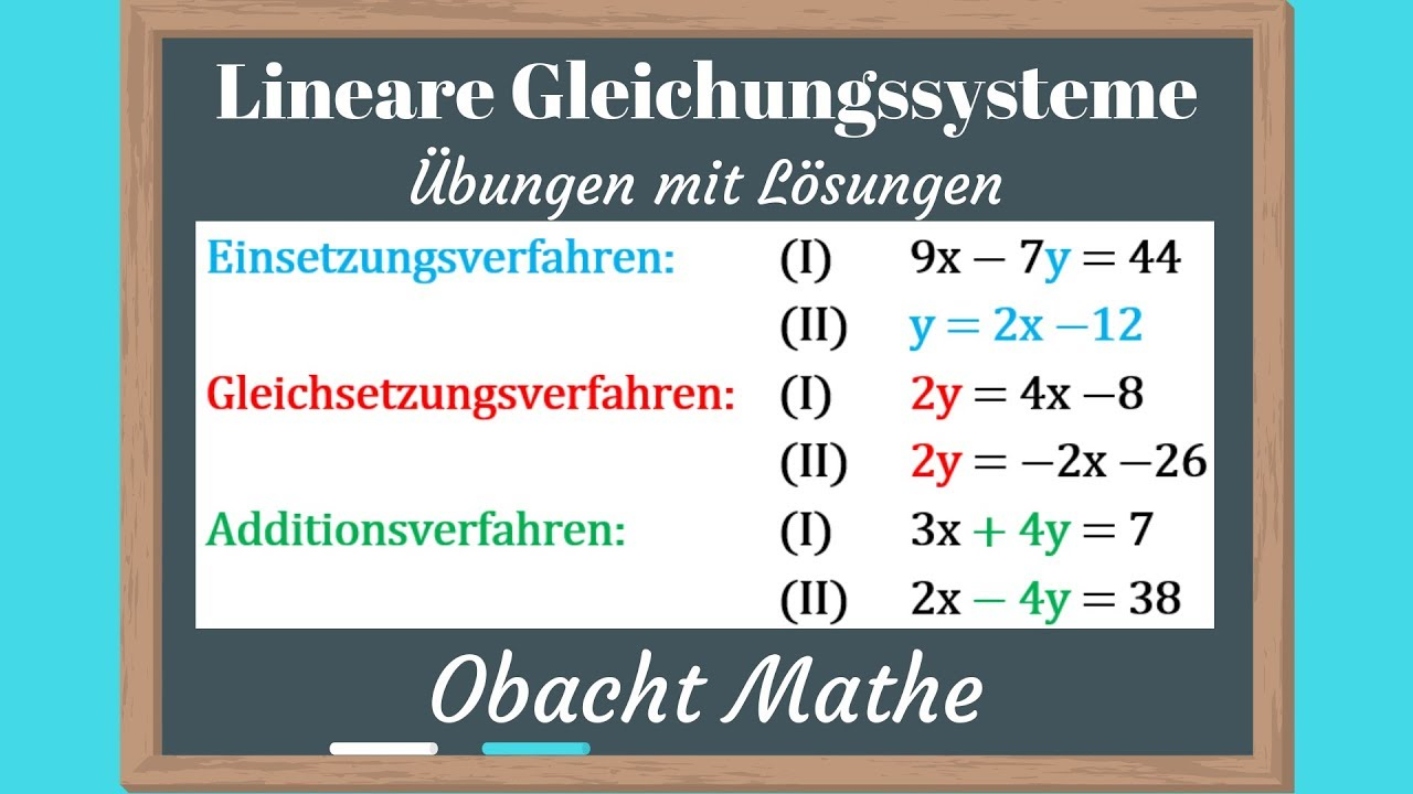 Dorable Lineare Gleichungen Arbeitsblatt Antworten Gallery ...